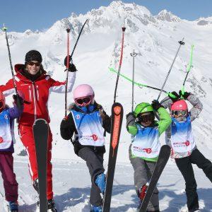 Bandeau Cours de ski esf valmorel doucy