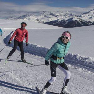 Bandeau Domaine nordique ski de fond