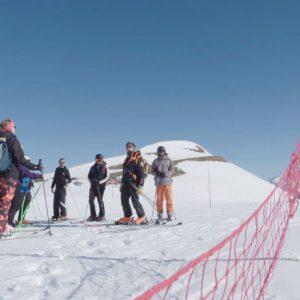Les coulisses du domaine skiable