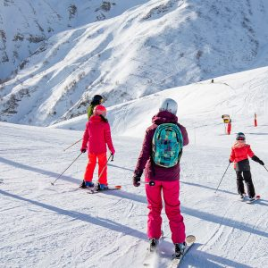 Domaine skiable - Valmorel le Grand domaine