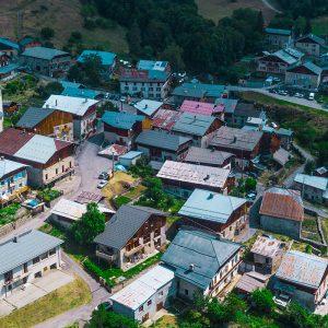 Nâves village Valmorel