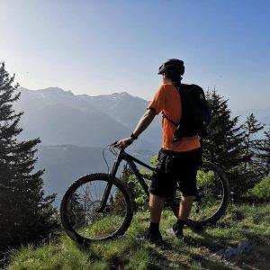 Vélo à Valmorel
