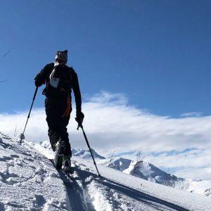 Bandeau Ski de randonnée