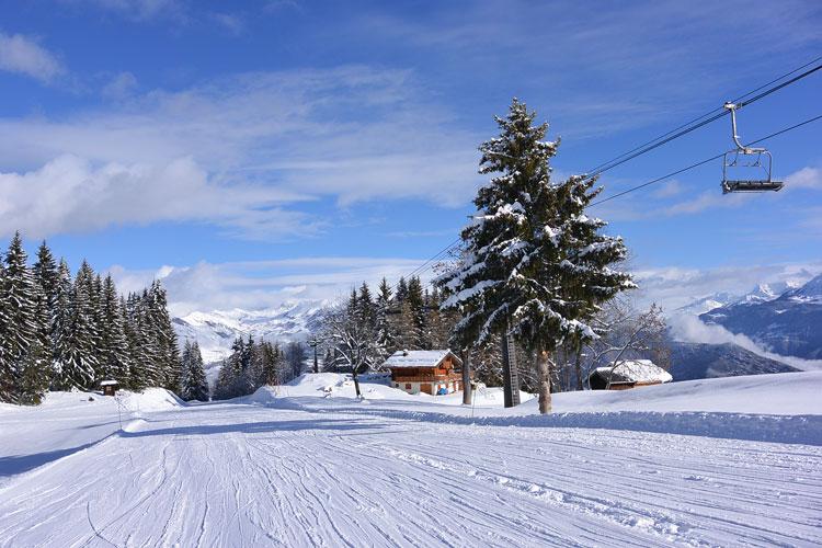 Doucy en hiver