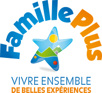 Logo Famille Plus PNG