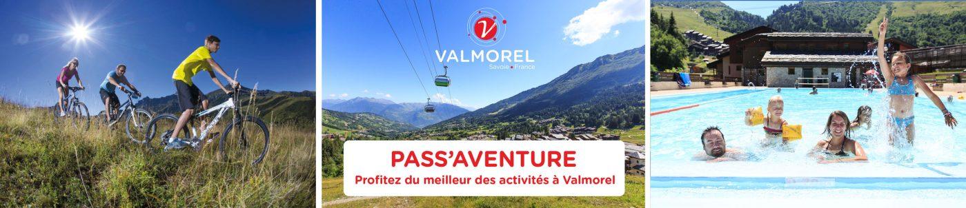 Pass'aventure valmorel