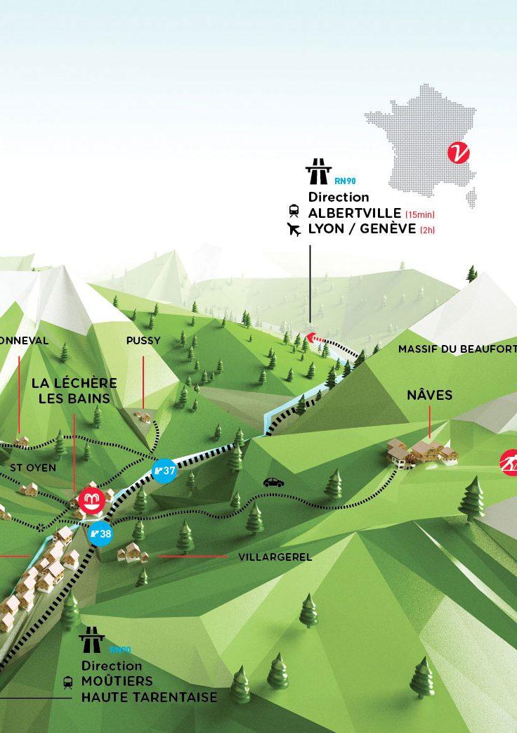 Plan acces station territoire valmorel ete e1591712193649