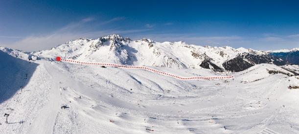 Nouveauté domaine skiable 2020