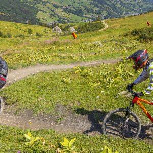 Bandeau Valmorel Bikepark VTT