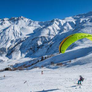 Valmorel challenge Vol et ski Sapeurs Pompiers credit photos Ammari Regis 11