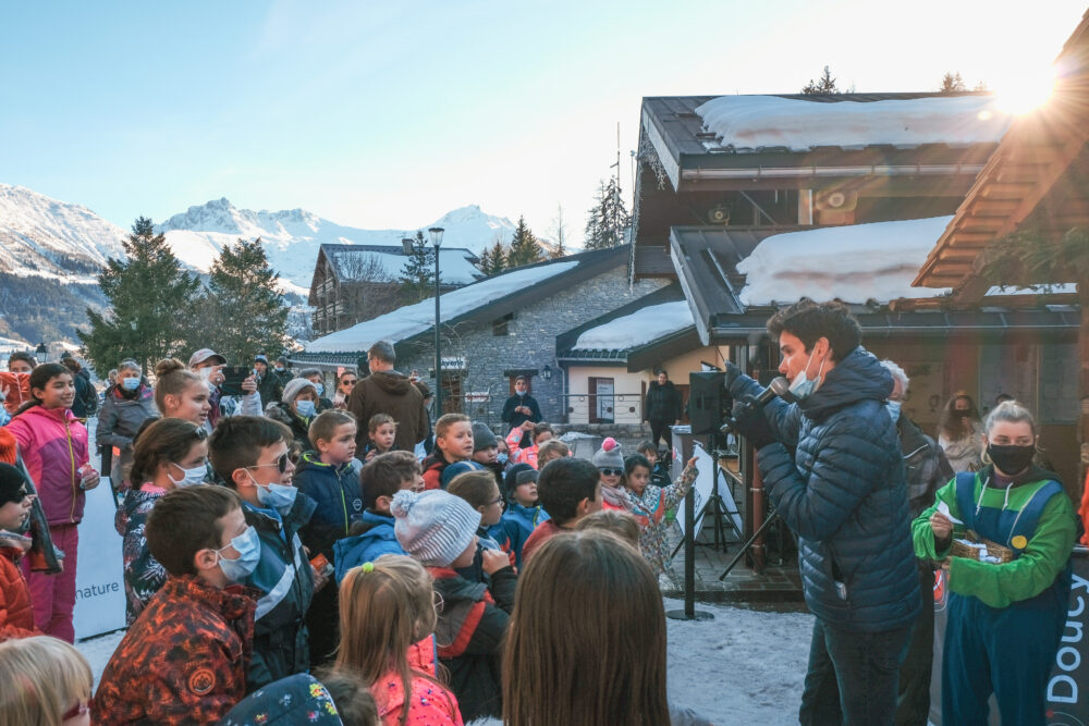 Animations hiver Doucy - Gulli big games