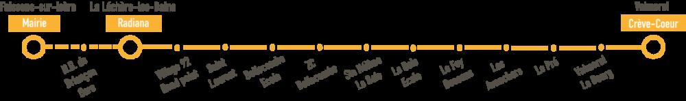 arrêts vallée'bus navette valmorel vallée hiver 2021 2022